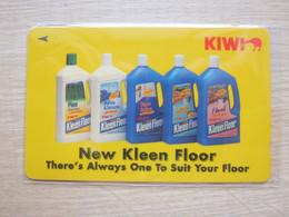 Private Issued GPT Phonecard,1SKLA KIWI Kleen Floor, Mint - Singapore