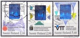 Finland 1992 Finse Techniek GB-USED - Gebraucht