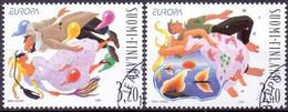 Finland 1998  Europazegels GB-USED - Gebraucht