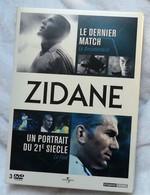 Coffret Zidane - Sport