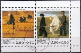 Finland 1999 Pro Filatelia GB-USED - Gebraucht