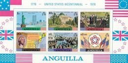 ANGUILLA 217-222,unused - Anguilla (1968-...)