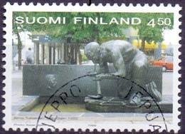 FINLAND 1999 Arbeiderspartij GB-USED - Gebraucht