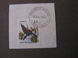 NZ 4 $ Bird Used , Nice Cancel Wanganui  1992 - Used Stamps