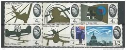1965 MNH GB Phosphor, Postfris - Unused Stamps