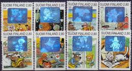 Finland 1995 Vriendschap GB-USED - Gebraucht
