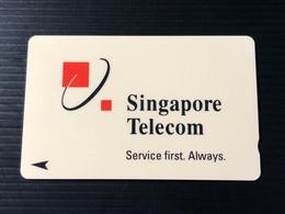 Mint Singapore Telecom GPT Singtel Phonecard - SINGAPORE TELECOM, Set Of 1 Mint Card - Singapore