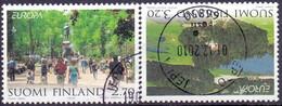 Finland 1999 Europazegels GB-USED - Gebraucht