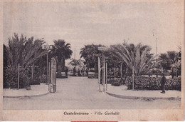 Castelvetrano Villa Garibaldi Anteguerra, - Altre Città