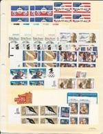 24842) USA Mint No Hinge ** $16  Face - Sammlungen