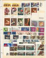 24849) USA Mint No Hinge ** $10 Face - Sammlungen