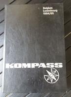 Kompass Belgium - Luxembourg - 1984-85 -  Alfabetische Firmaregister - Index Alphabétique - Index Of Compagnies - Non Classificati