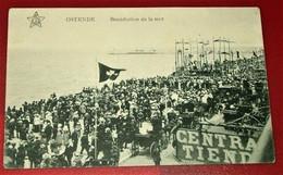 OOSTENDE  -  Zegening Van De Zee   - OSTENDE   - Bénédiction De La Mer - Oostende