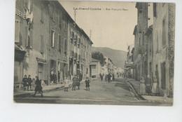 LA GRAND COMBE - Rue François Beau - La Grand-Combe