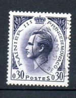 MONACO Prince Rainier 1959 N°545 - Gebruikt