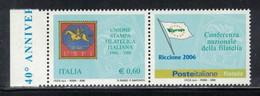 IT 2006 MI 3131 Zf MNH - 2001-10:  Nuovi