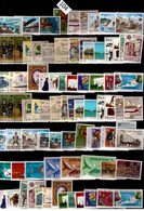 WHOLESALE 78 STAMPS MNH 1979 EUROPA CEPT COSTUMES ART SHIPS - Other
