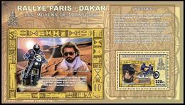 4 BL** - Rallye Paris-Dakkar - CONGO - Ongebruikt