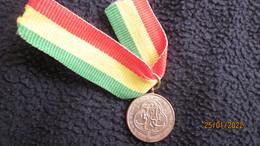 Ethiopia: Haile Selassie Medals Coronation - Mini Medal - Sonstige Länder