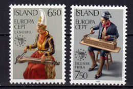 Ijsland  Europa Cept 1985 Postfris - Neufs