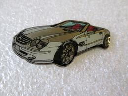 PIN'S    MERCEDES BENZ    SL  CABRIOLET - Mercedes