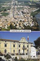 (R231) - CANCELLO ED ARNONE (Caserta) - Panorama E Municipio Di Cancello - Caserta