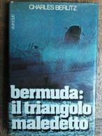 Bermuda: Il Triangolo Maledetto - Berlitz - Euroclub,1976 - R - Gialli, Polizieschi E Thriller