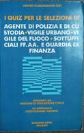 I Quiz Per Le Selezioni - AA.VV. - Edizioni SIPIEL,1987 - R - Società, Politica, Economia