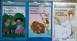 Agostina La Pagliaccia;Il Segreto Del..;Brontolone E Il Mammut...;-AA.VV.-R - Bambini E Ragazzi