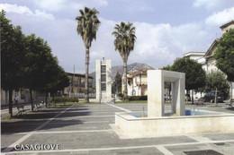 (R233) - CASAGIOVE (Caserta) - Piazza Degli Eroi - Caserta