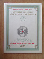 France - Carnet Croix-Rouge 1956 Neuf** - Croce Rossa