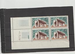 N° 1435 - 0,40 RONCHAMP - 1° Tirage/1° Partie Du 2.11 Au 20.11.64 - 6.11.1964 - - 1960-1969