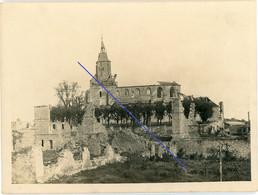 Photo Allemande . 55(Meuse) Montfaucon-d'Argonne Kino Lichtspielhaus  ( 6-6) -  WWI 14/18 - 1914-18