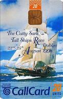 Paco \ IRLANDA \ 1219 \ The Cutty Sark Tall Ships Race \ Usata - Ireland