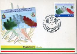 66884 Italia, Special Card 2006 Rivolto Pattuglia Acrobatica Nazionale - Altri