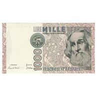 Billet, Italie, 1000 Lire, 1982, 1982-06-08, KM:109a, NEUF - 1000 Liras