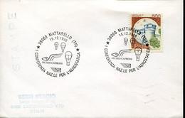 66886 Italia, Special Postmark 1996 Mattarello  Museo Caproni - Altri