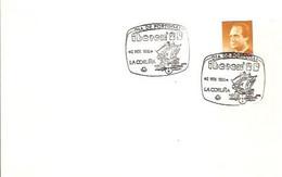 MATASELLOS 1985  LA CORUÑA - 1981-90 Storia Postale