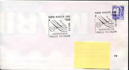 66888 Italia, Special Postmark Rivolto (UD) 1995 Anniversario Frecce Tricolori - Altri