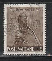 VATICAN 168 // YVERT 441 // 1966 - Usati