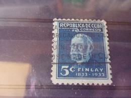 CUBA YVERT N° 220 - Used Stamps