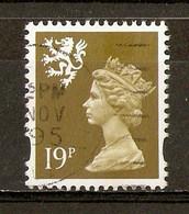 1993 Ecosse - QE II (Machin) YT 1718 / SG S81 - Scotland