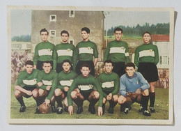 82782 188crt/ - Suppl. IL MONELLO 1958 - Nazionale Italiana Juniores Cm 17x12 - Altri