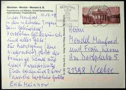 Germany - 2007 - Mi:DE 2636, Sn:DE 2464, Yt:DE 2461 - On Postcard - Look Scans - Briefe U. Dokumente