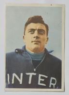 82790 188crt/ - Suppl. IL MONELLO 1958 - Enzo Matteucci (calciatore) Cm 17x12 - Altri