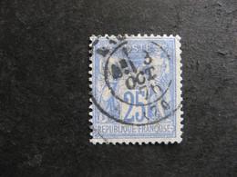 A). TB N° 68 Oblitéré . - 1876-1878 Sage (Typ I)