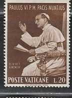 VATICAN 172 // YVERT 434 // 1965 - Nuovi