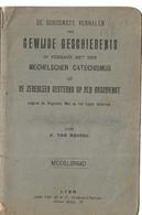 7 10/ X3//   GEWIJDE GESCHIEDENIS......J VAN REUSEL   LIER 1931    123 P - Non Classificati