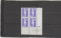 N° 2626 - 10F Marianne De BRIAT - 4° Tirage Du 26.11 Au 4.12.90 - 3.12.1990 - - 1990-1999