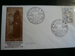 1982 Trieste VIII° Cent.Nascita S.Francesco Tiratura Numerata - Altri